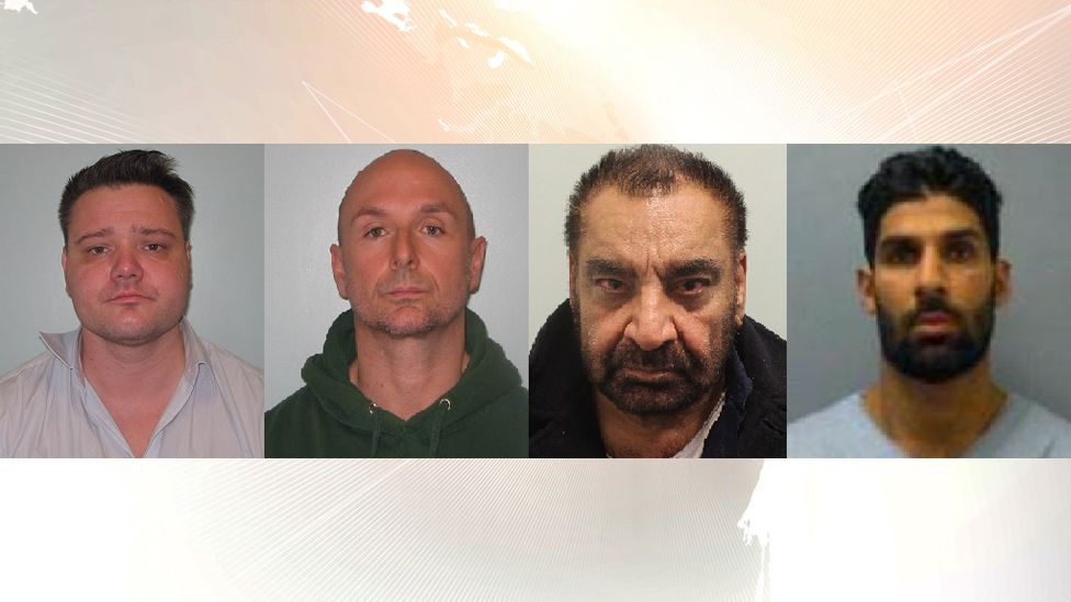 Illegal steroid operation gang jailed over £65m distribution