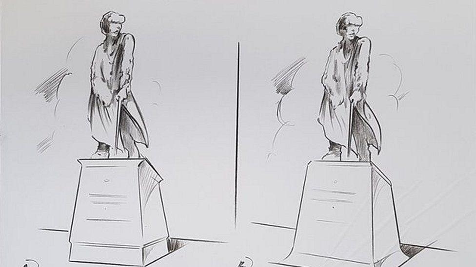 statue design