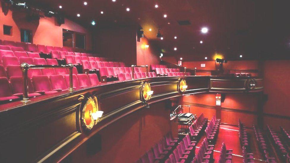 Empire Theatre, Consett