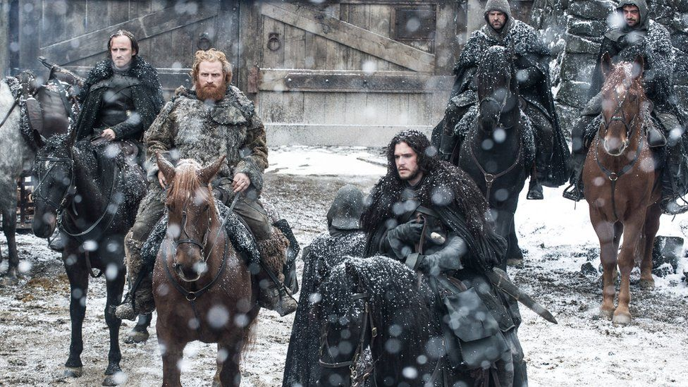 Post-air image from Game of Thrones - Series 5, Episode 7