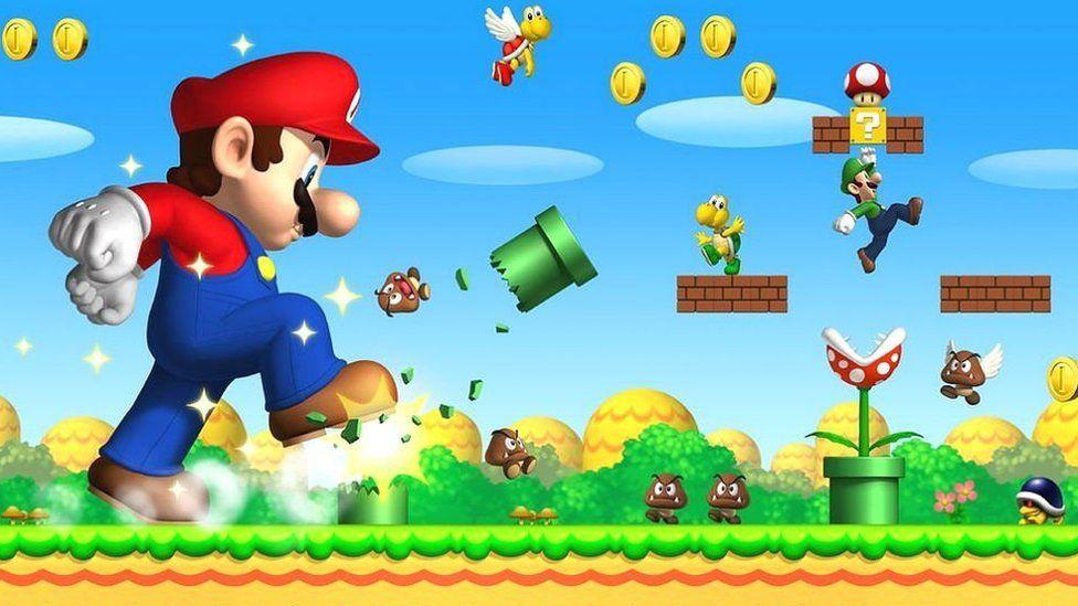 The real Super Mario' dies aged 84 - BBC News