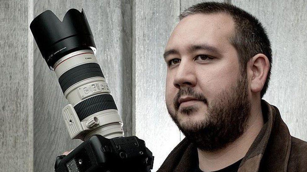 Devon photographer 'kept black book of raped models'