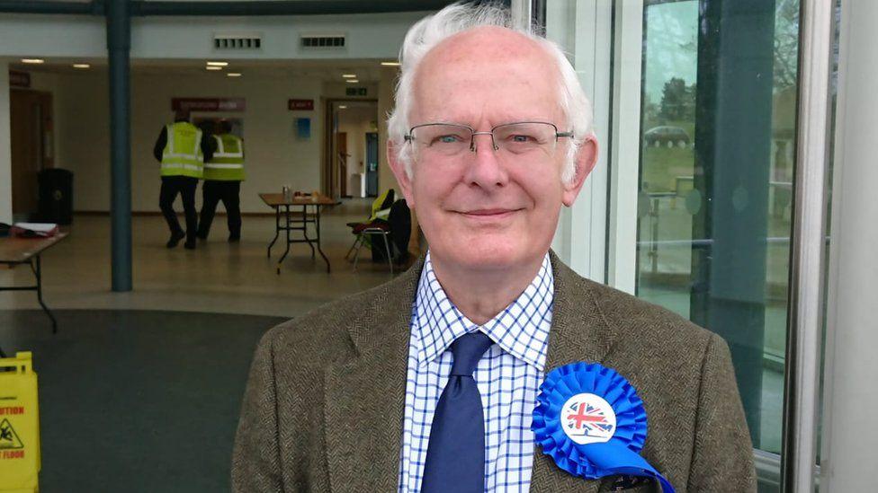 Conservative Giles Orpen-Smellie