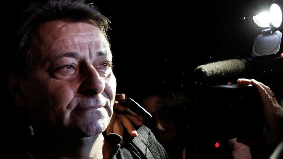 Italian fugitive Cesare Battisti, 13 Mar 15