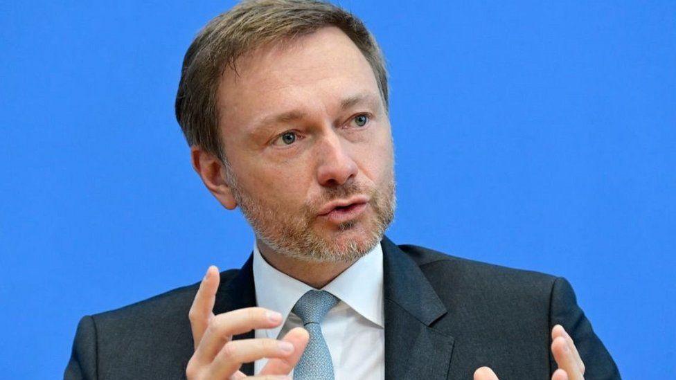 Christian Lindner, FDP, 15 Mar 21