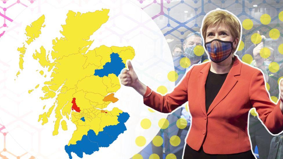 Mapa is Nicola Sturgeon