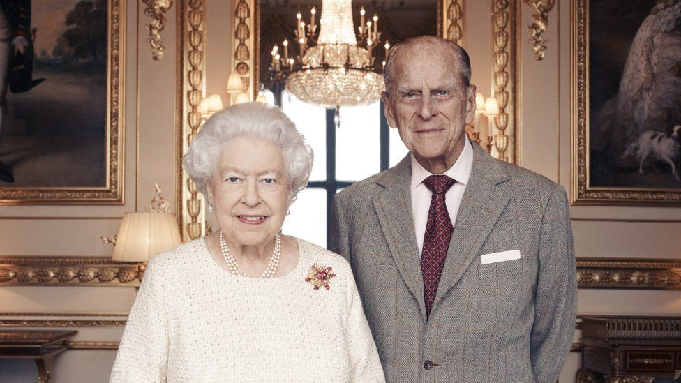 Royal family: Queen bestows a new title on Prince Philip - BBC News