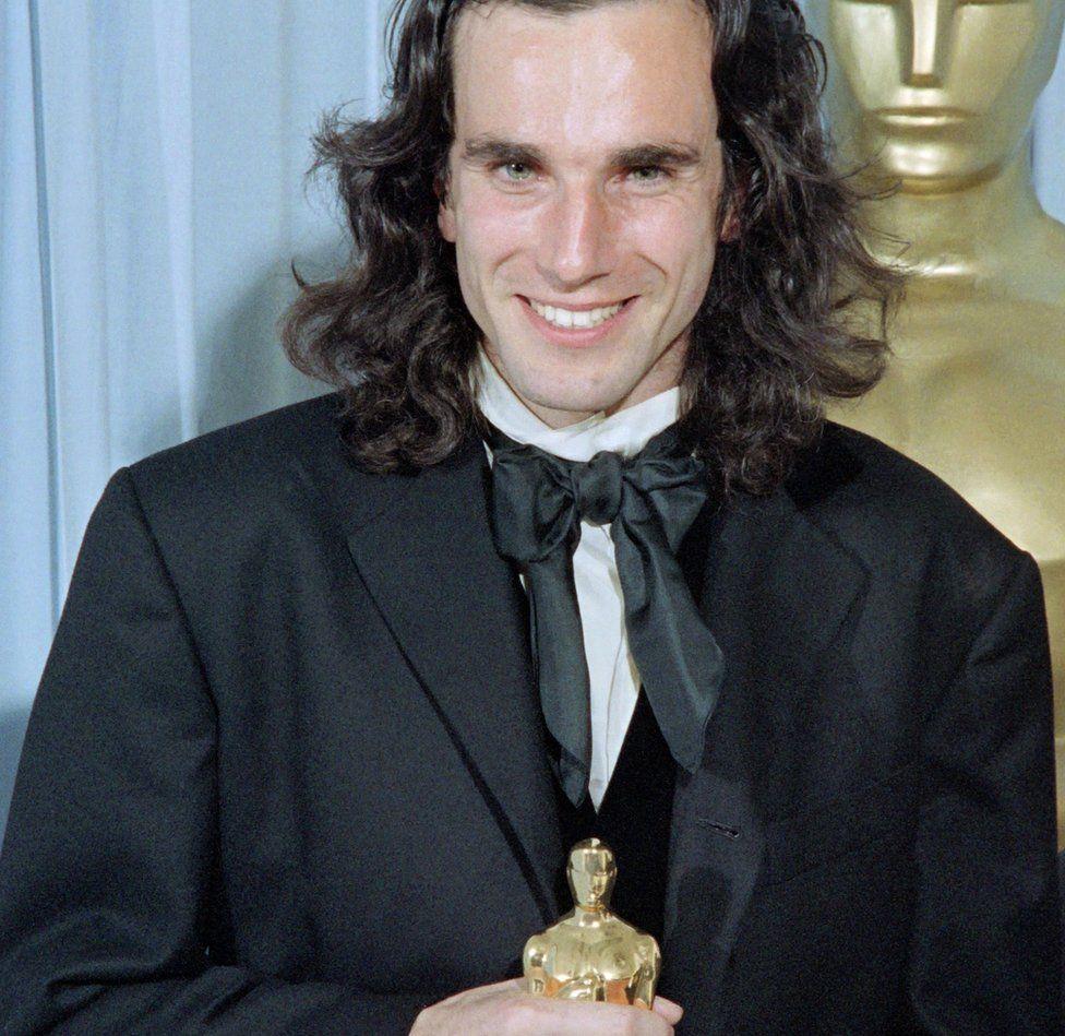 Daniel Day-Lewis in 1990