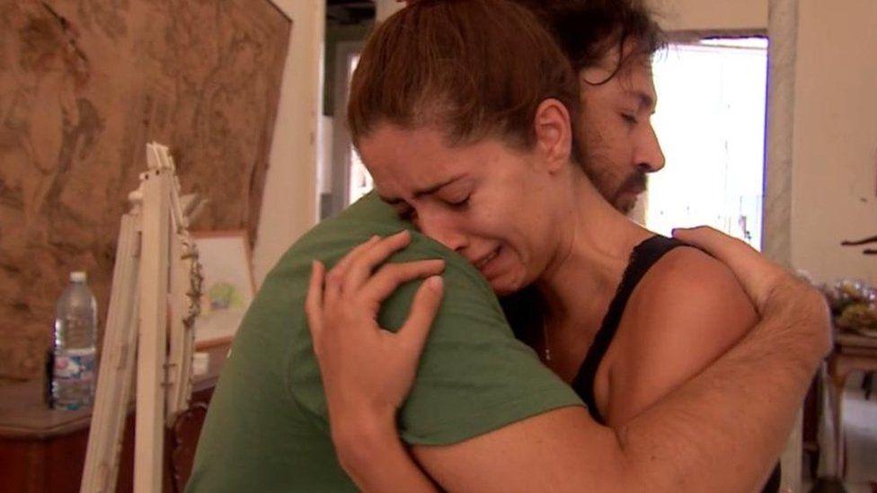 Eddie and Yara Bitar