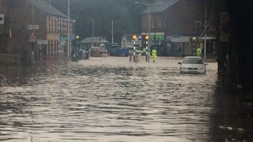 Appleby flooding