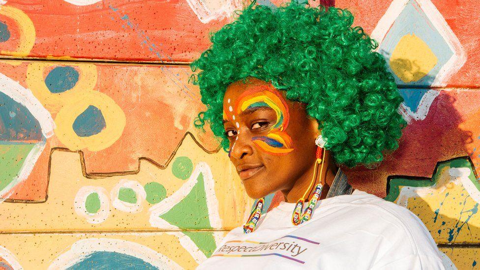 People at Swazi Gay Pride
