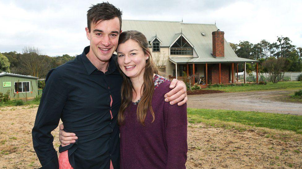 Mitchell and Ella Tromp (4 Sept 2016)