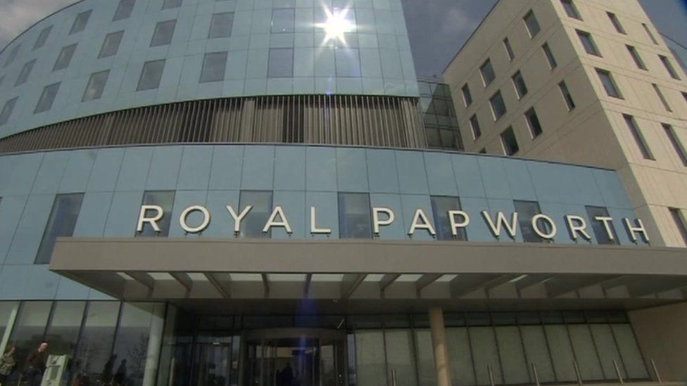 Royal Papworth Hospital rated 'outstanding' in all categories
