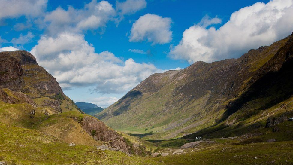 The dig uncovering Glencoe's dark secrets