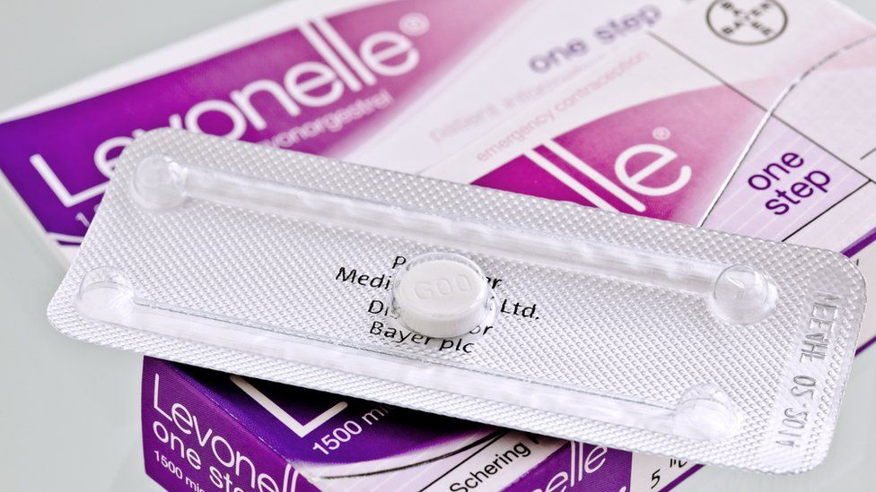 Levonelle emergency contraceptive pill