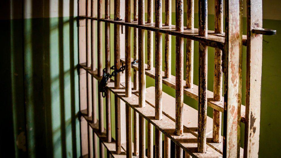 Jail bars (file photo)