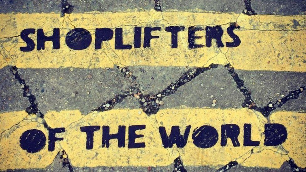 The Smiths' Shoplifters Of The World Unite