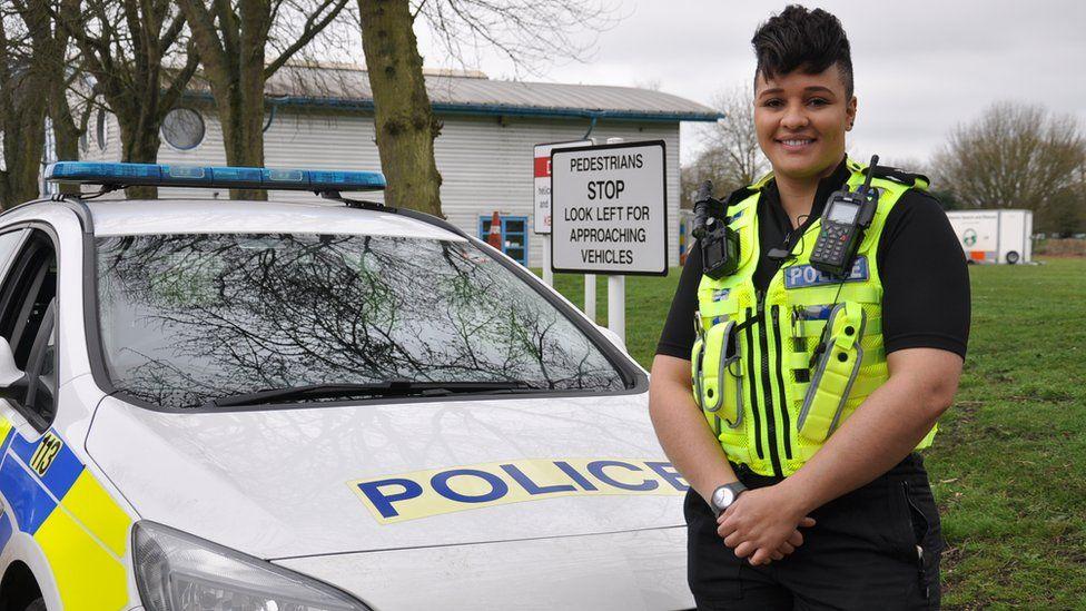 PC Karoline Maia, Wiltshire Police