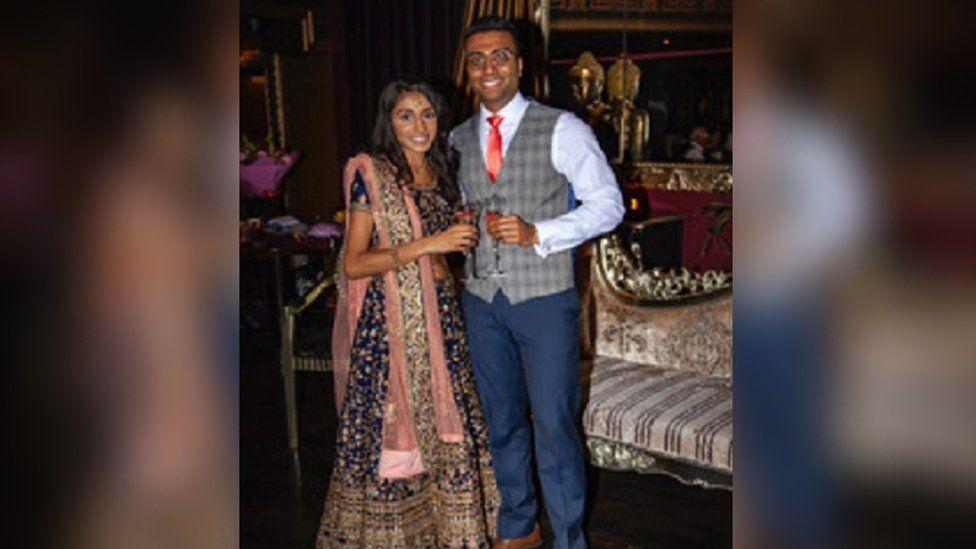 Shantelle Panchal and Mitul Patel