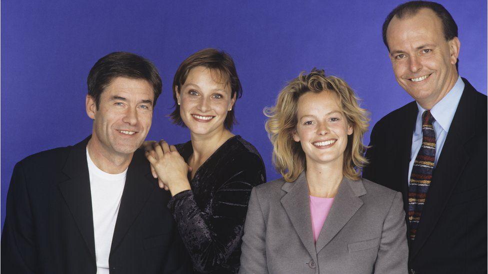Tiff Needell, Vicki Butler-Henderson, Kate Humble and Quentin Wilson