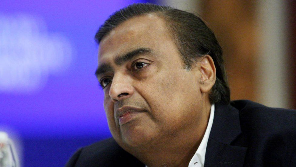 Mukesh Ambani: Asia's richest man in $13bn ruling boost
