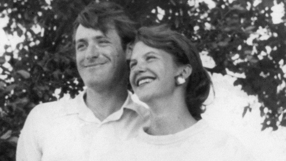 Ted Hughes and Sylvia Plath