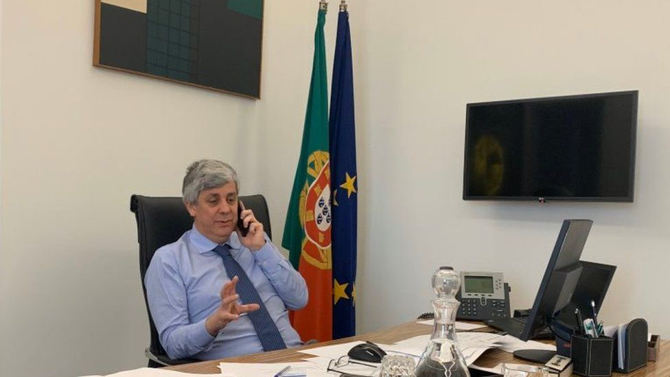 Talks chairman Mário Centeno had the task of forging a compromise between the two sides