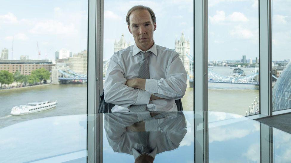 Benedict Cumberbatch in Brexit: The Uncivil War
