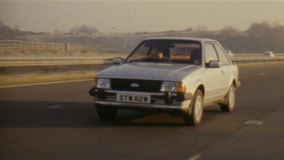 The Ford Escort
