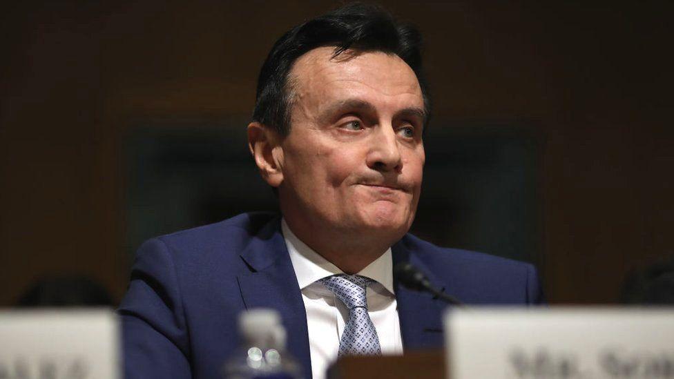 AstraZeneca chief executive Pascal Soriot