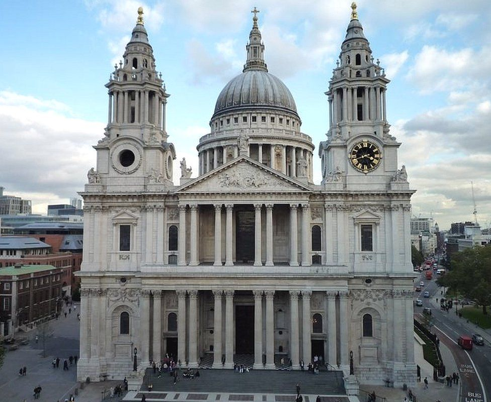 St Paul's Cathedral, 2009