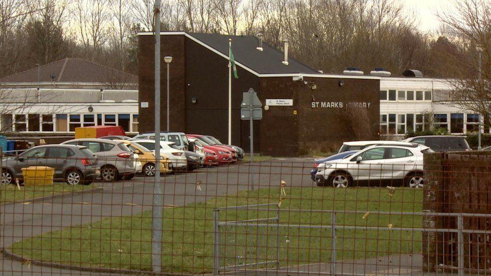 St Mark's Primary, Irvine