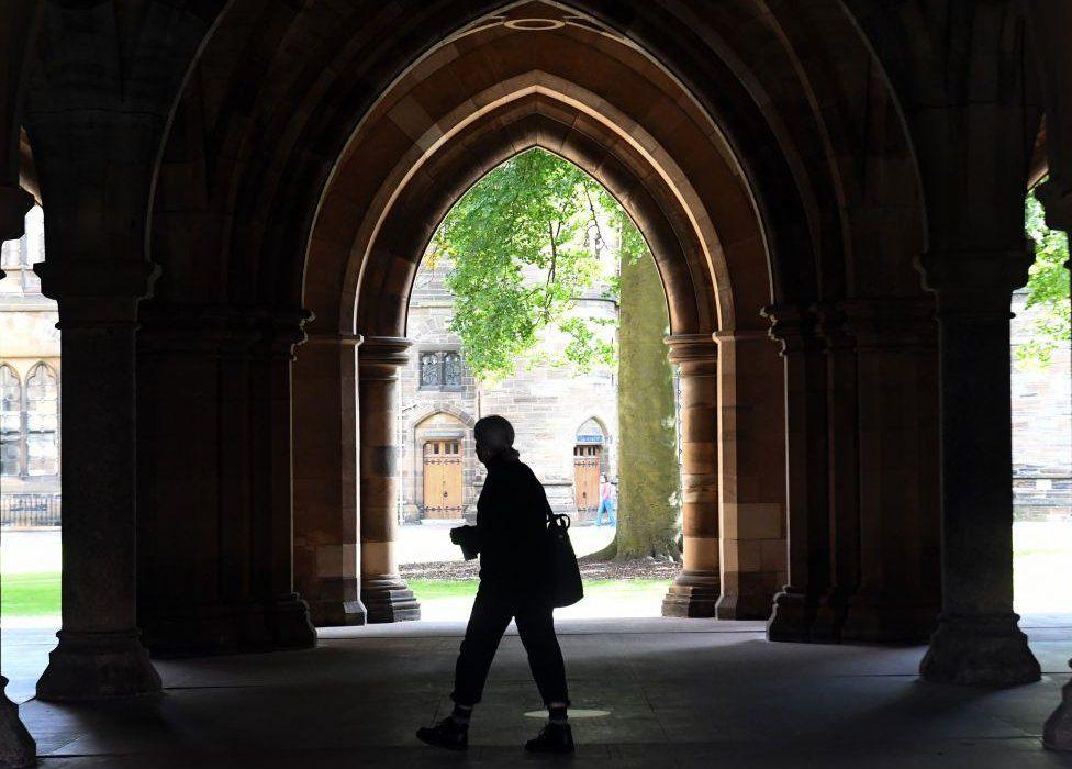 Student at Glasgow University