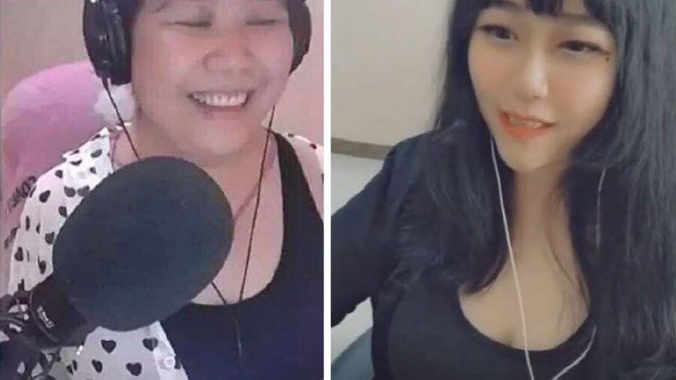 """Qiao Biluo, la glamurosa bloguera china cuyo """"secreto de belleza"""" quedó al descubierto en una transmisión en vivo"""