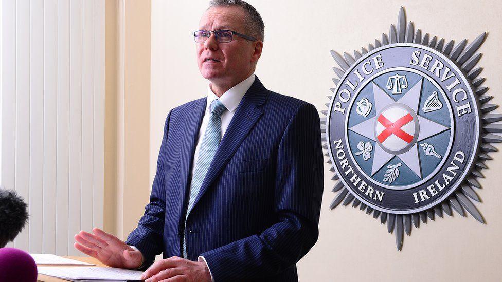 Detective Chief Inspector Ian Wilson
