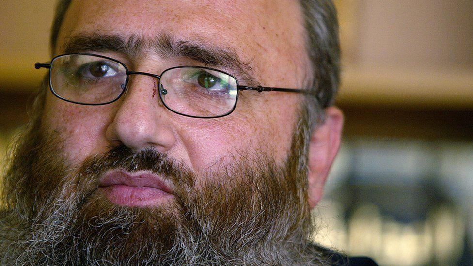 Omar Bakri Mohammed in Tripoli, Libya, in 2007