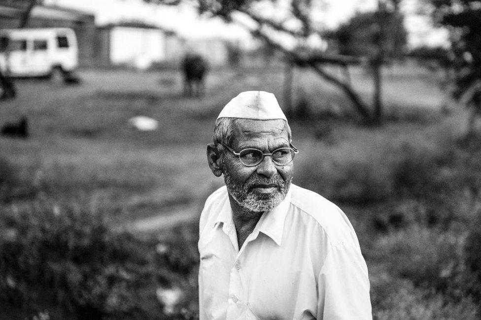 Sanjay Danane's father