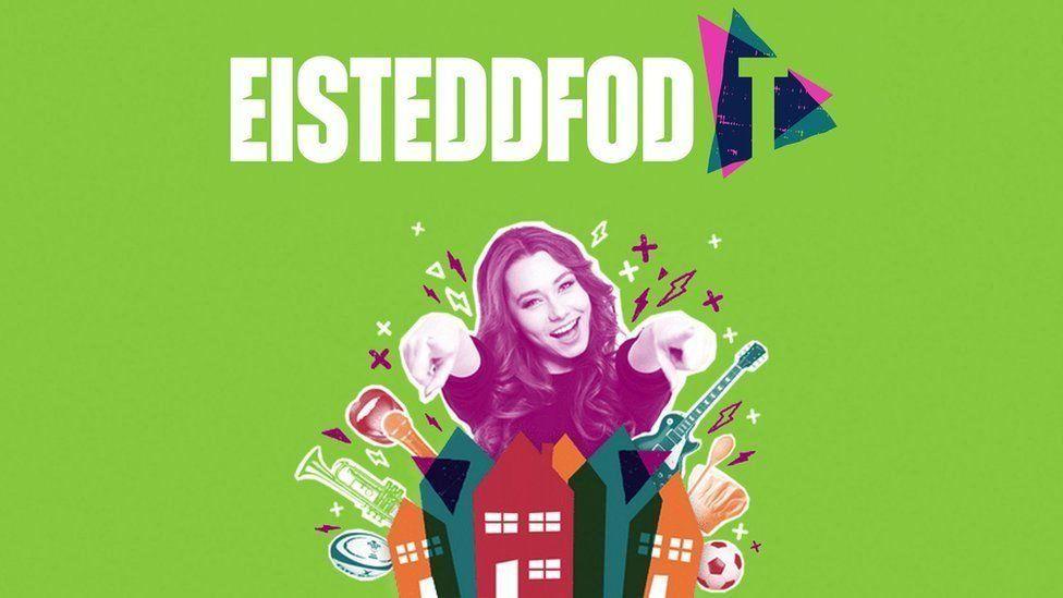 Logo Eisteddfod T