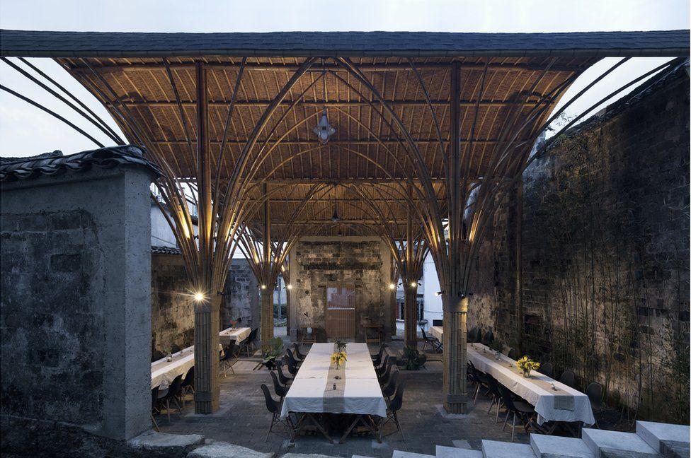 Village Lounge of Shangcun