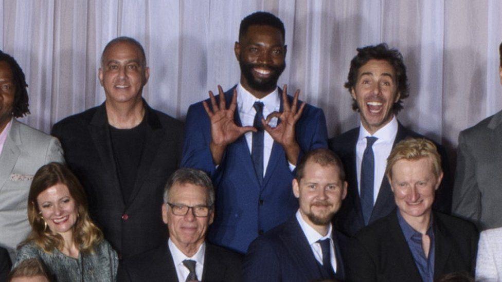Oscars luncheon photo