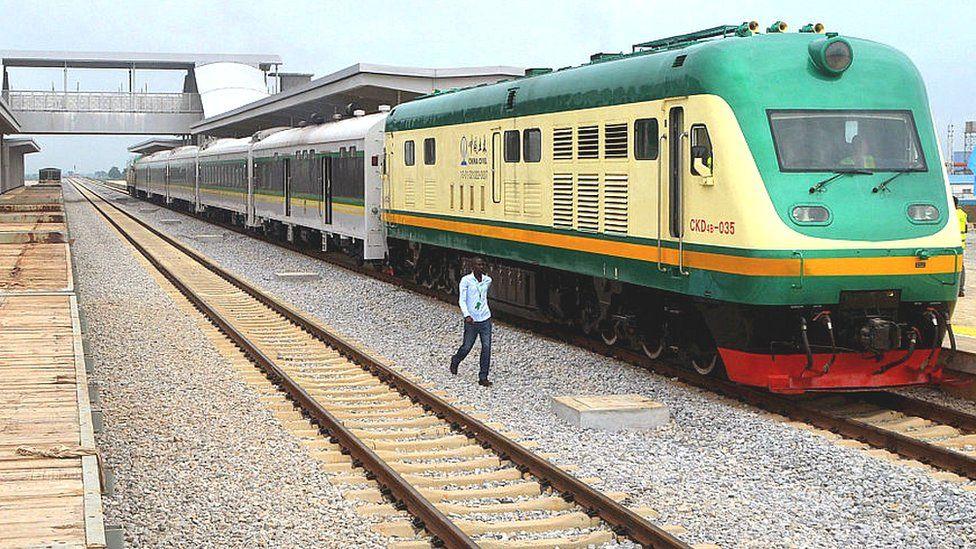 Abuja train