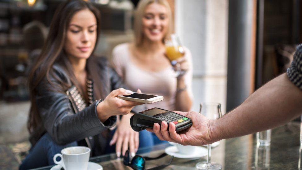 Payment in restaurant