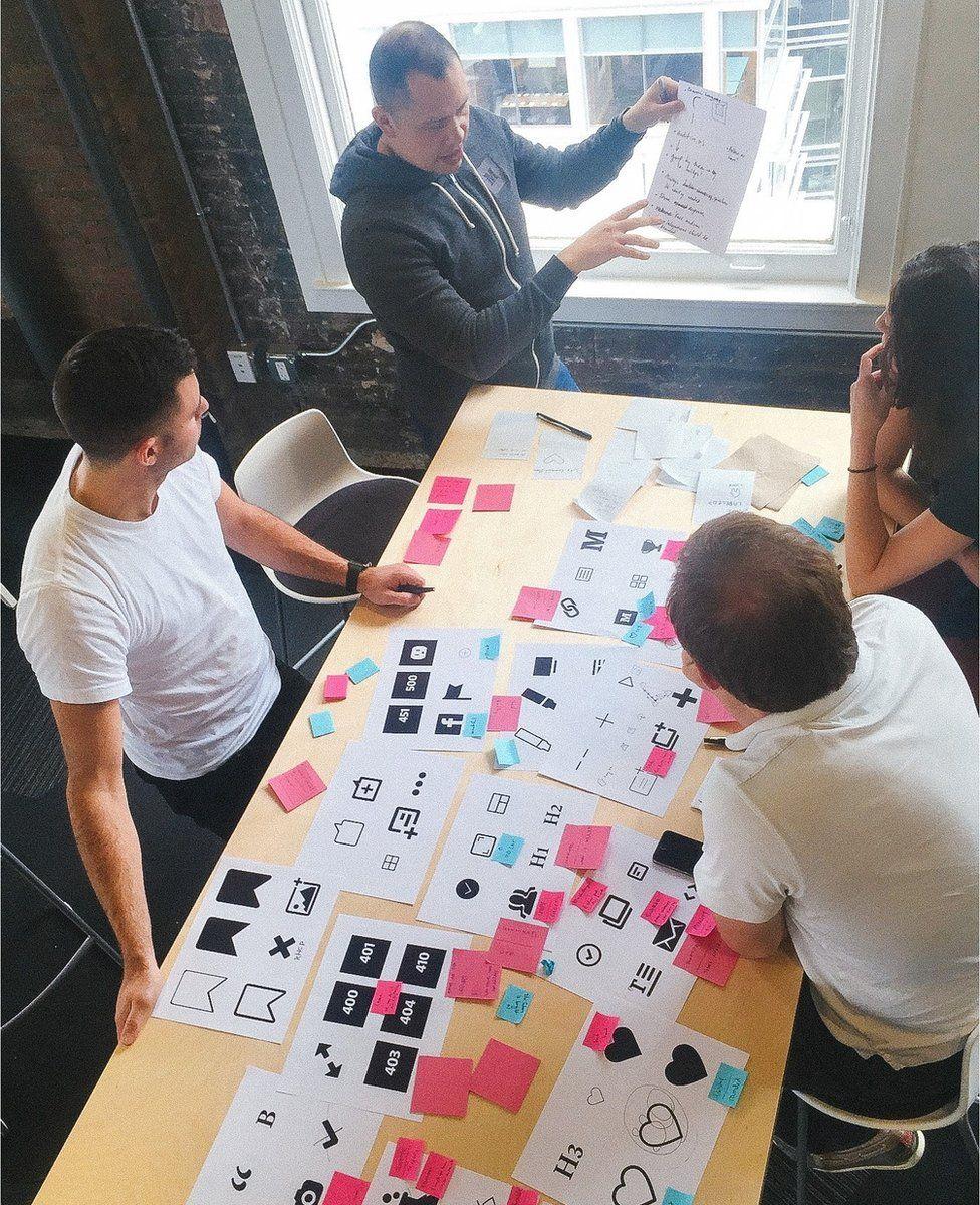Medium design team
