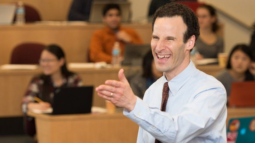 Jared Curhan, faculty director of MIT's negotiation for executives programme