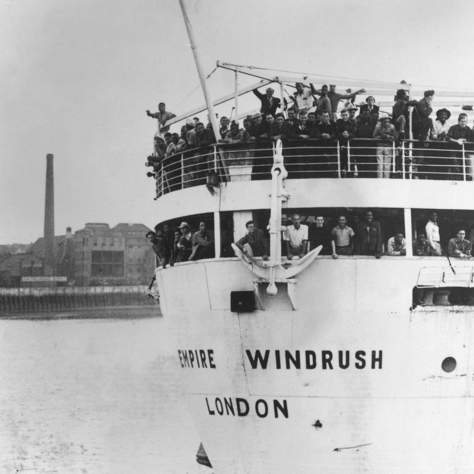 The Empire Windrush