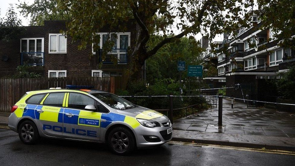 Camberwell stabbing: Man, 18, knifed to death