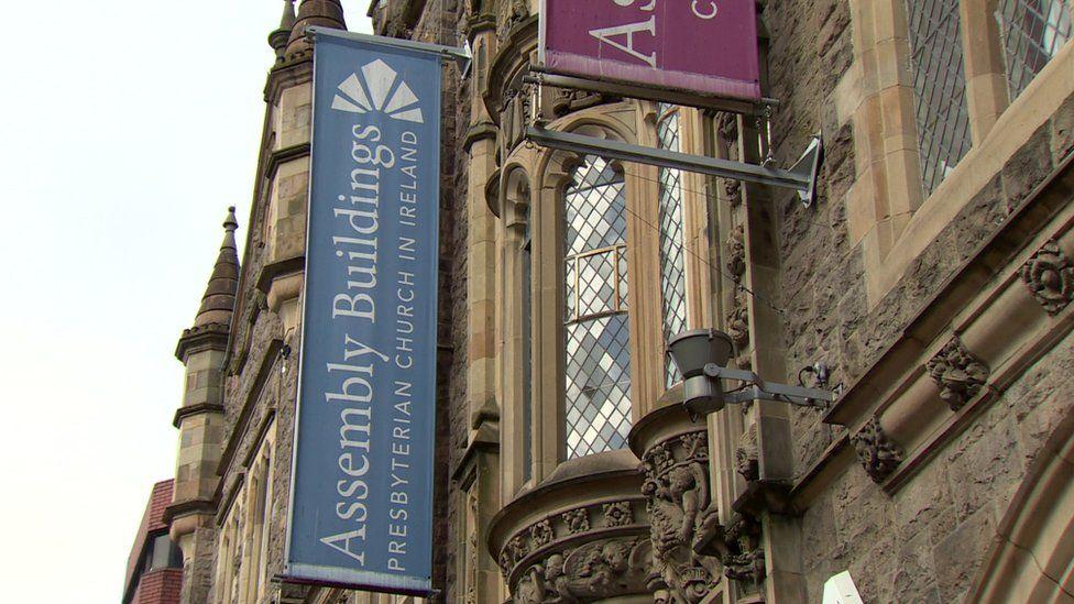 Presbyterian Assembly Buildings in Belfast
