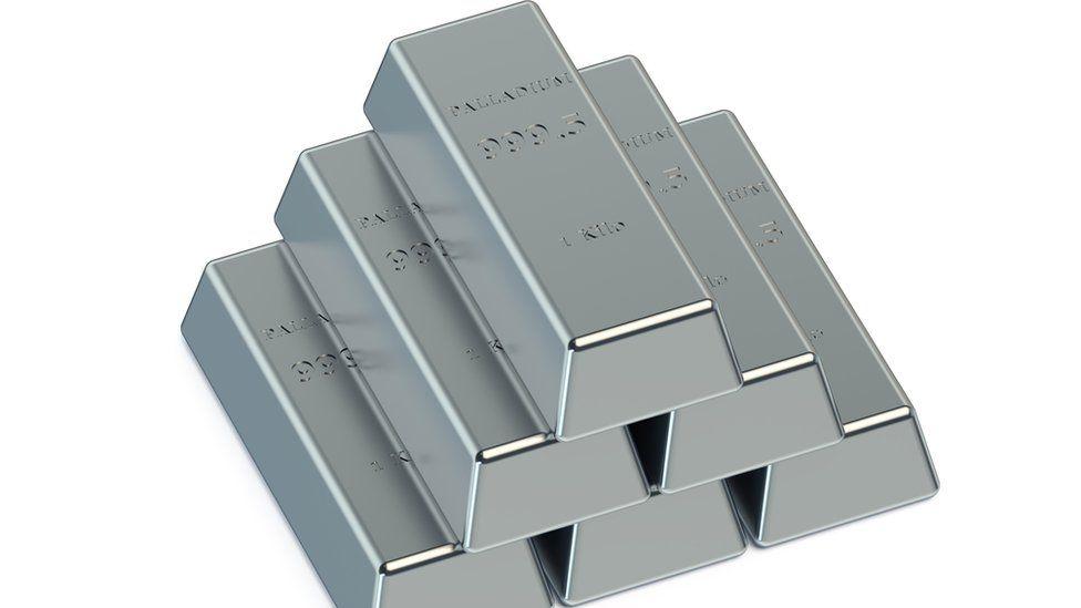 Paládio: Para que serve o mineral, mais caro que o ouro