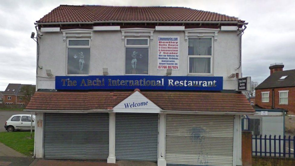 The Alachi International Restaurant