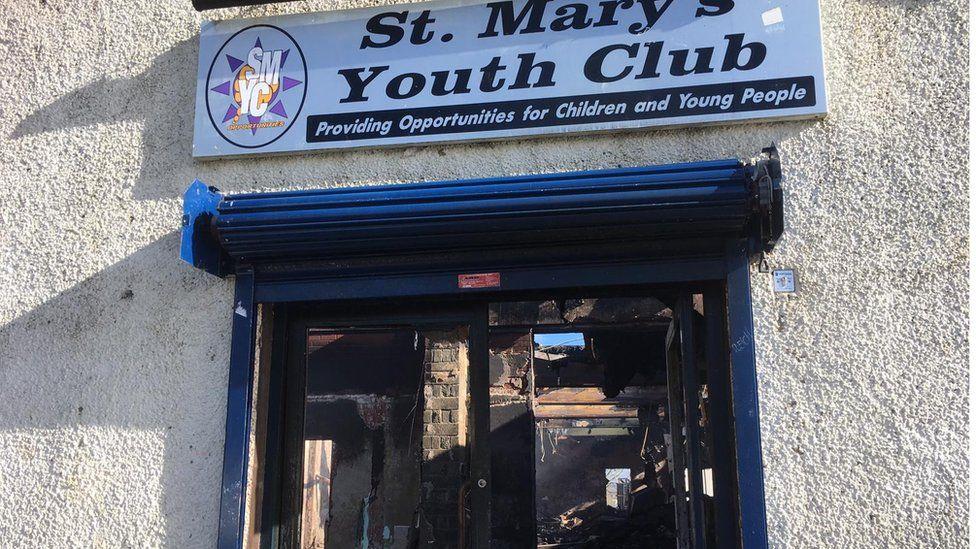 st marys youth club